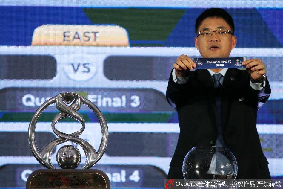 亚冠8强抽签:中国德比再次上演(10张)