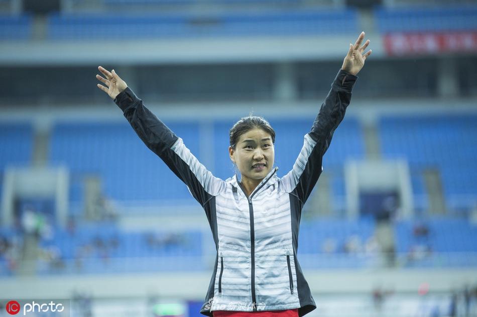 张新艳打破田径3000米障碍全国纪录 夺奥运门票