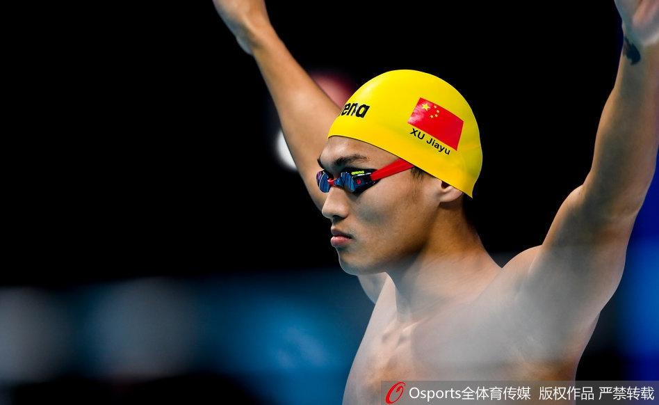 徐嘉余晋级50米仰泳半决赛图片 146169 948x582