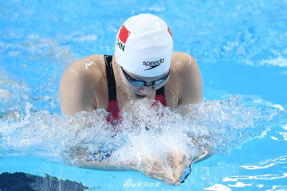 冠军系列赛于静瑶叶诗文包揽200米蛙泳冠亚军