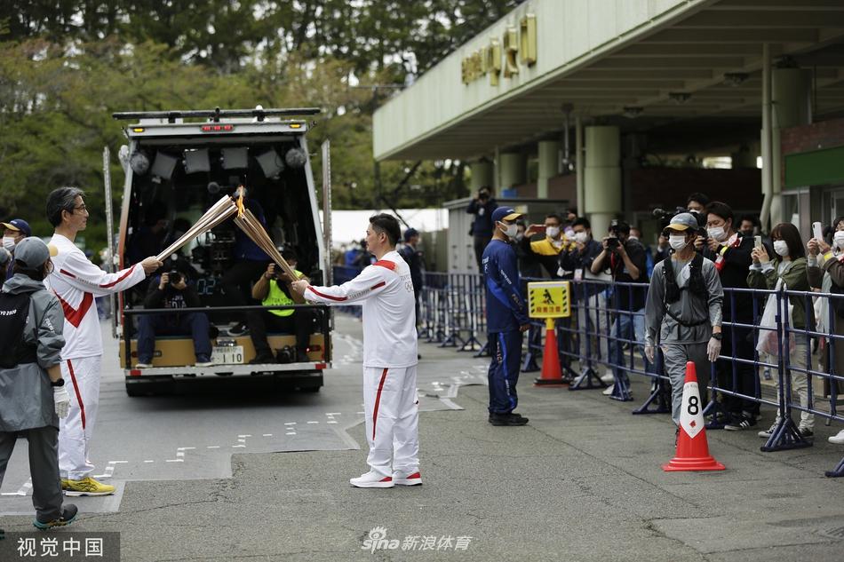 东京奥运火炬在广岛等多个地区的路上传递被取消