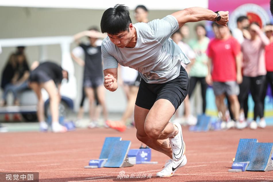 苏炳添希望跑10次10秒内 东京奥运会有望冲击奖牌