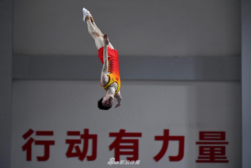 国家蹦床队奥运初选名单产生 投入冲刺备战