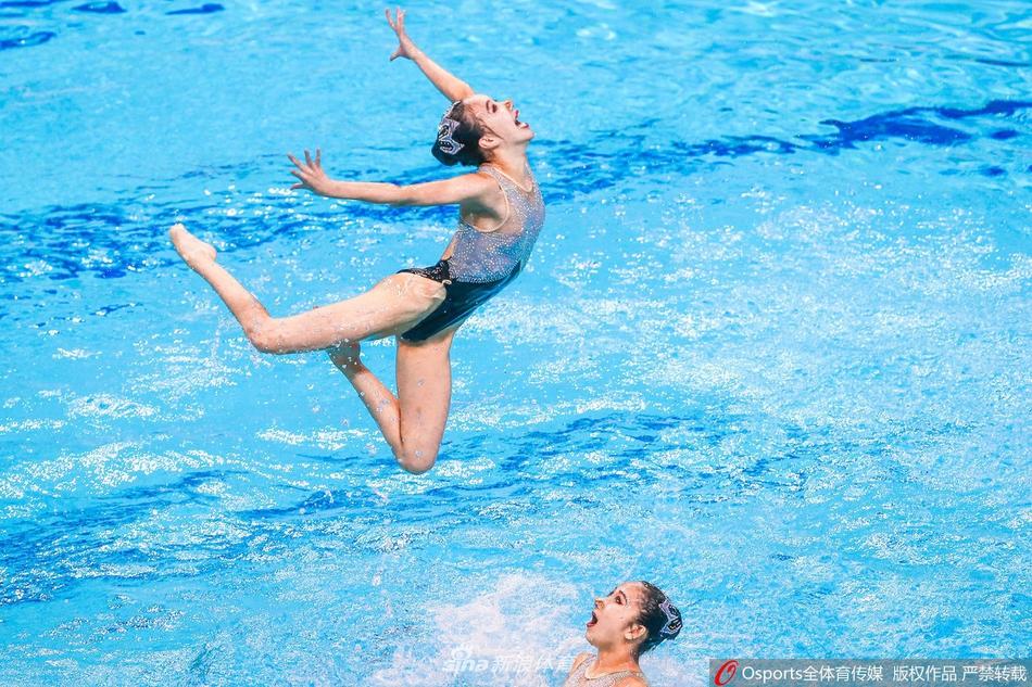 2020全国花样游泳锦标赛精彩赛况