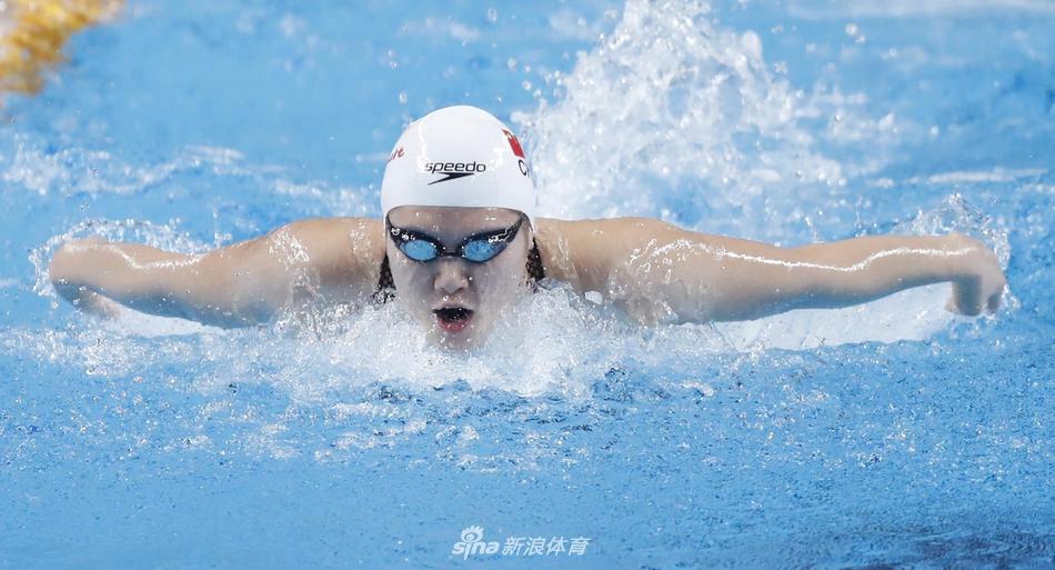 冠军系列赛叶诗文获女子200米个人混合泳第四