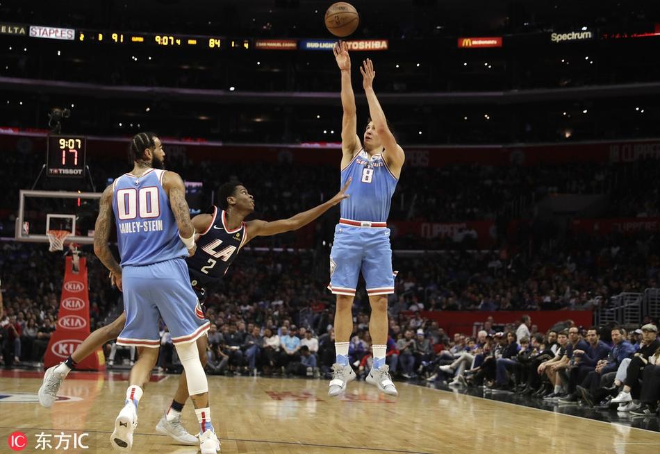 3月23日 NBA常规赛 掘金vs尼克斯 全场集锦