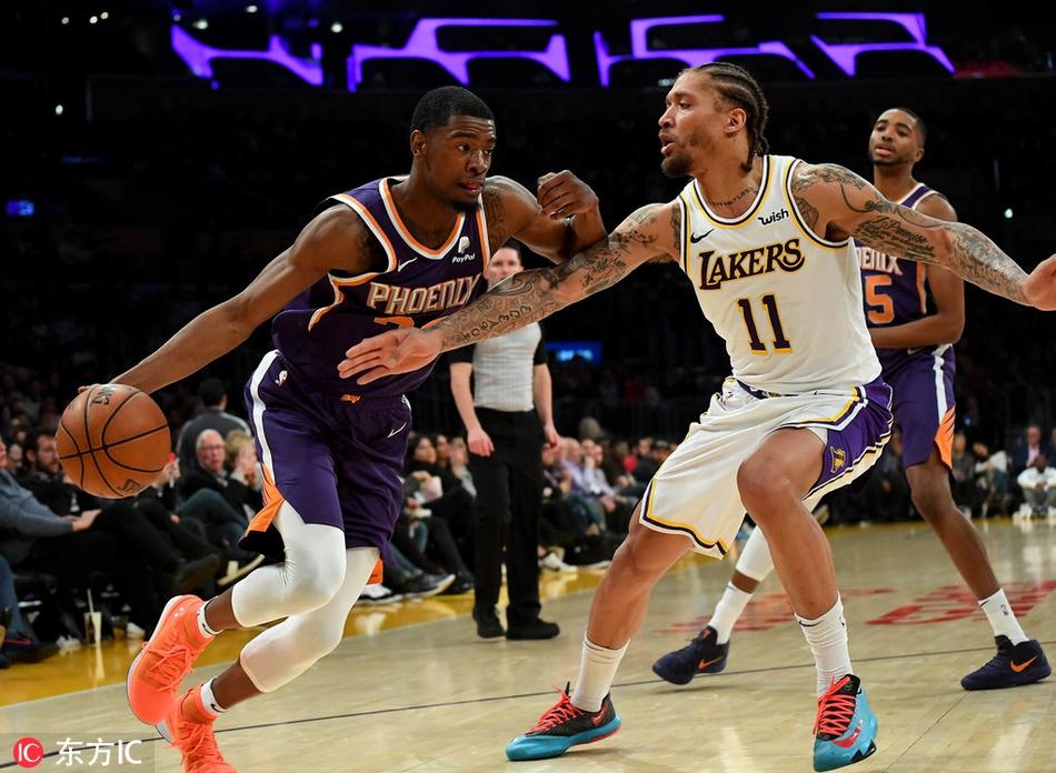 3月11日 NBA常规赛 篮网vs湖人 全场集锦