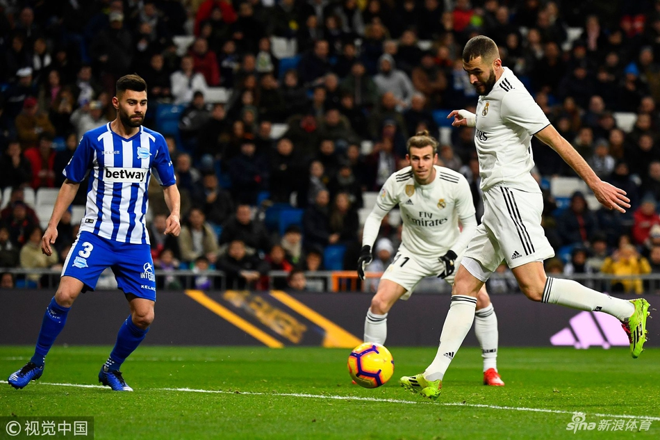 2019年02月04日 西甲第22轮 皇家马德里vs阿拉维斯 全场录像