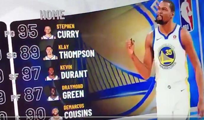 NBA2K14最新名单(更新至2019.1.3)