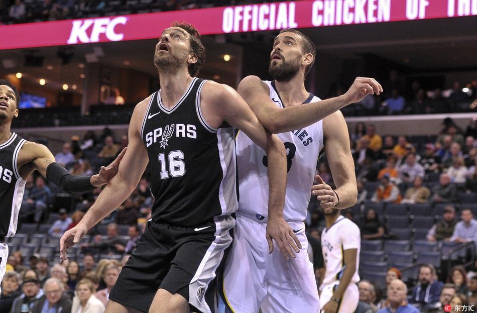 [NBA]马刺108-85灰熊(12张)