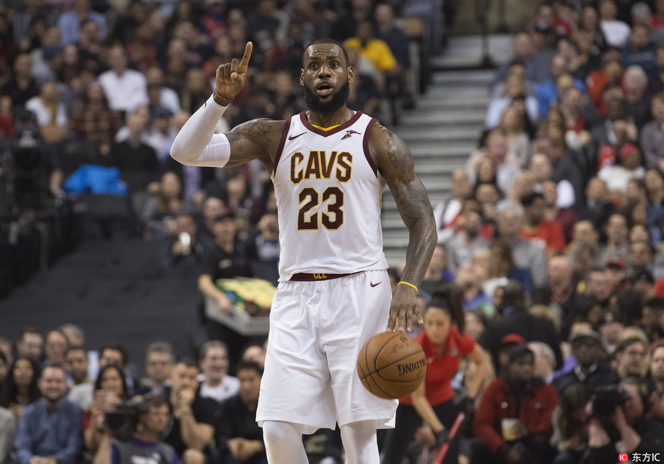 [NBA]骑士99-133猛龙(16张)