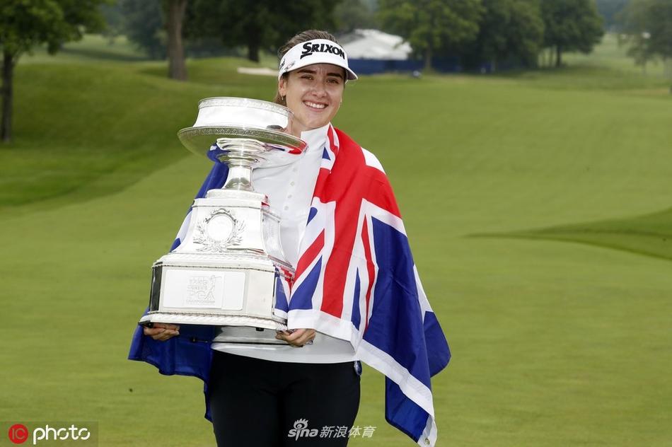 美国女子PGA锦标赛格林夺冠