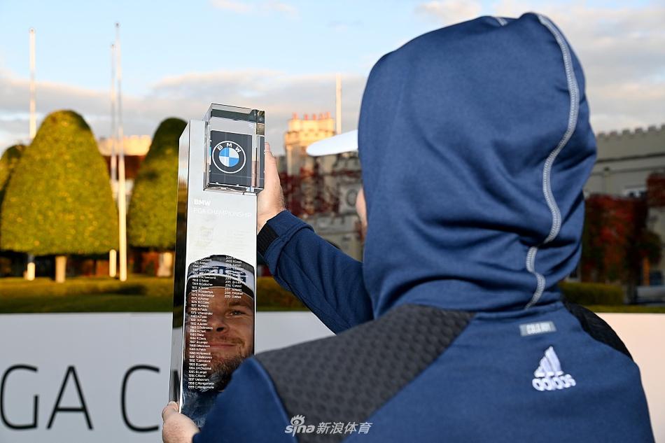 BMW欧洲锦标赛哈顿夺冠