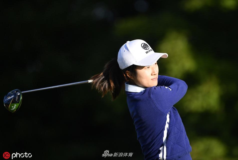 LPGA加拿大女子赛次轮刘钰T3