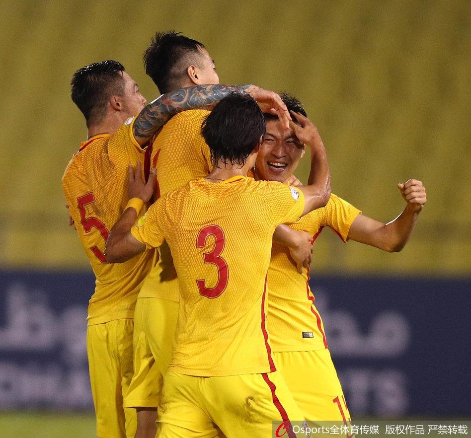 6月13日晚,2018世界杯预选赛亚洲区12强赛第8轮赛事展开,中国