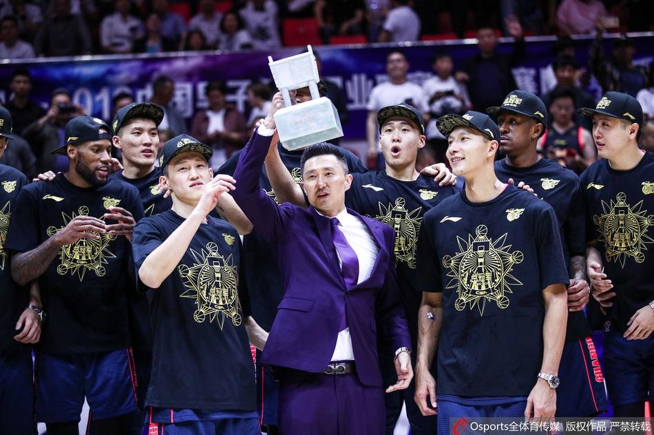 广东夺队史第九冠
