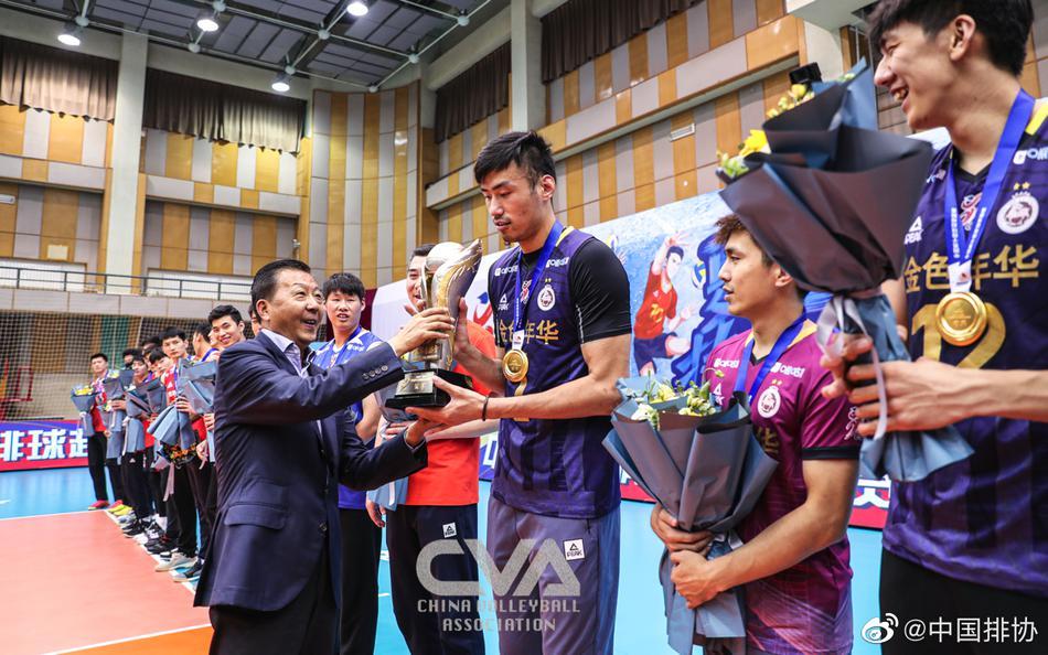男排超级联赛最佳阵容出炉 上海男排成为最大赢家