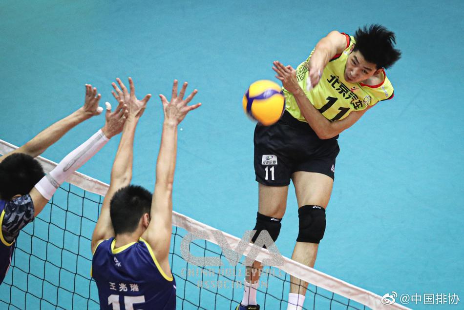 全锦赛北京男排3-0战胜四川