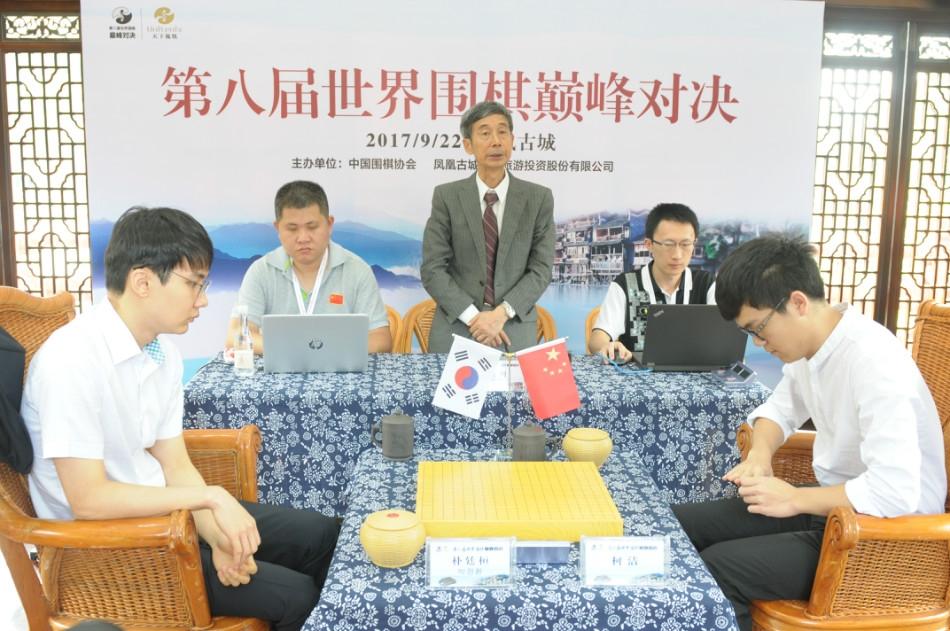 韩国围棋界评柯洁_韩国围棋人口
