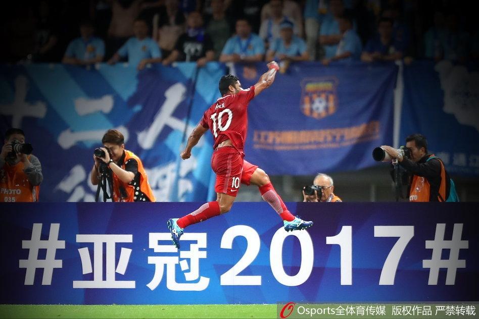 [亚冠]上海上港2-1江苏苏宁(30张)