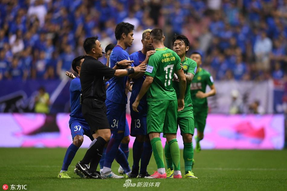 [足协杯]上海申花1-0北京国安(21张)
