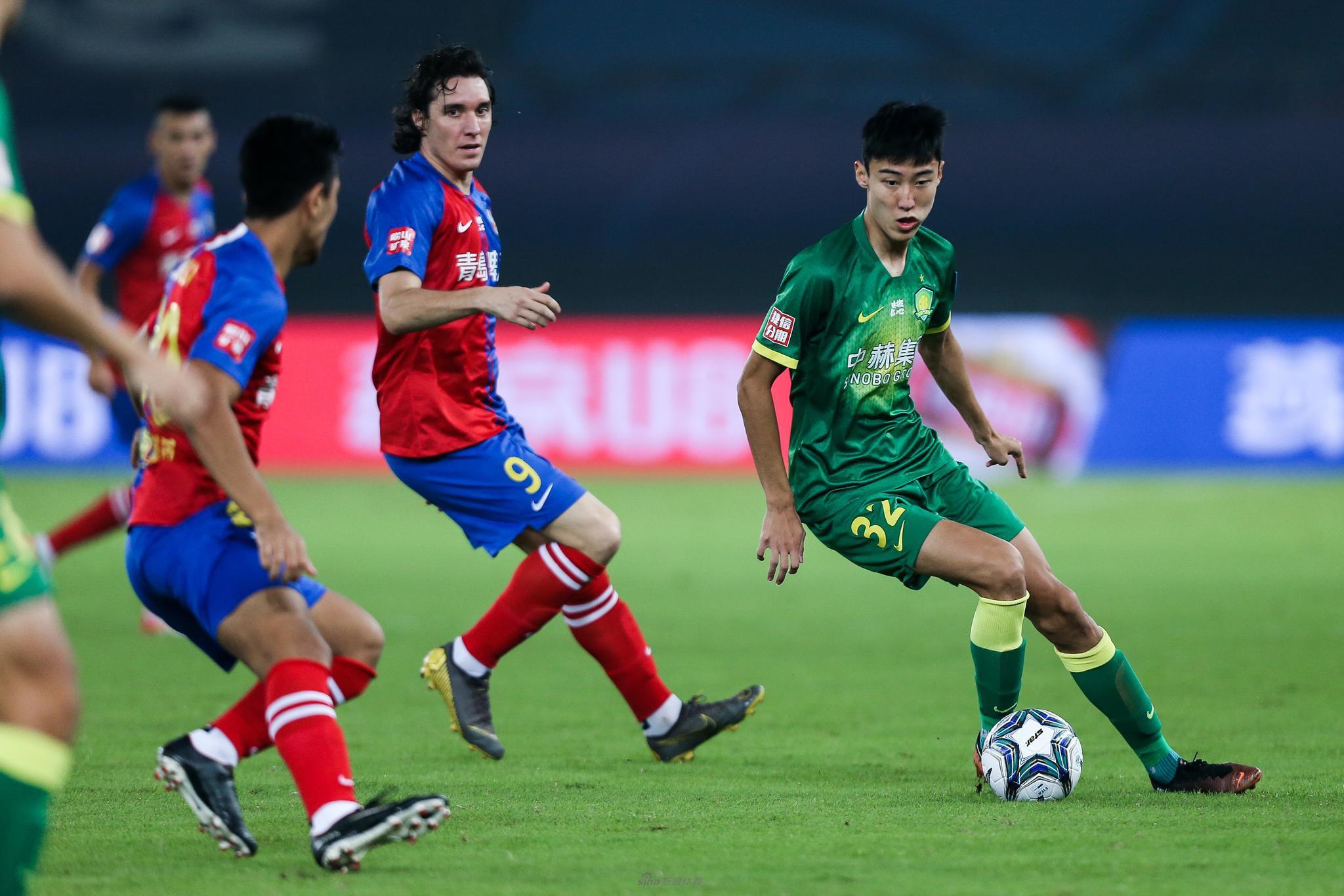 [足协杯]北京国安VS青岛黄海