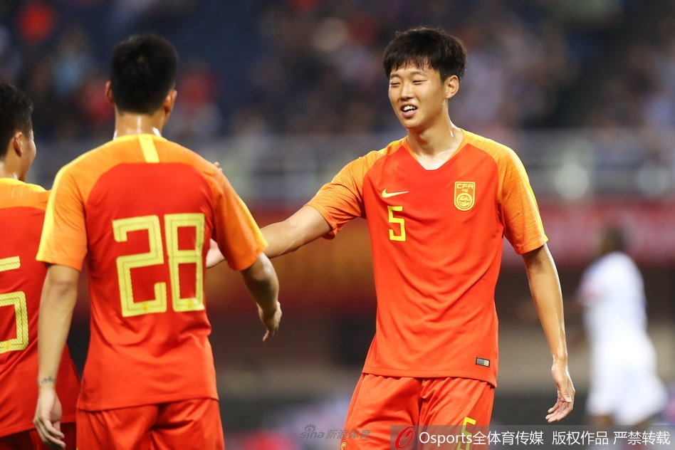 6月4日,国际足球友谊赛,中国U23在重庆万州4-1战胜纳米比亚U23,高准翼梅开二度,姚均晟与张玉宁破门。