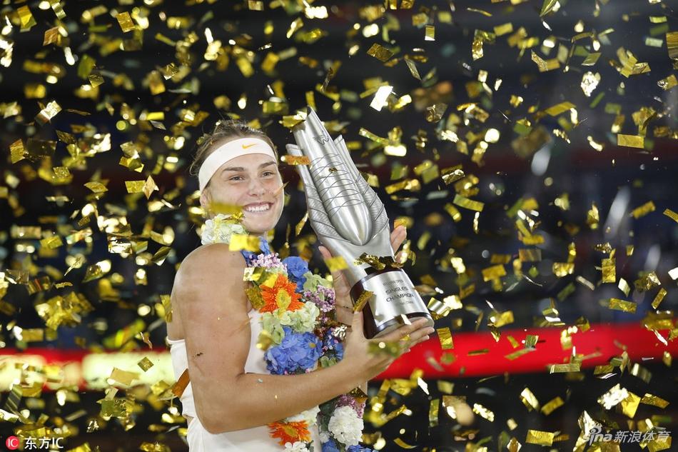 卫冕冠军萨巴伦卡