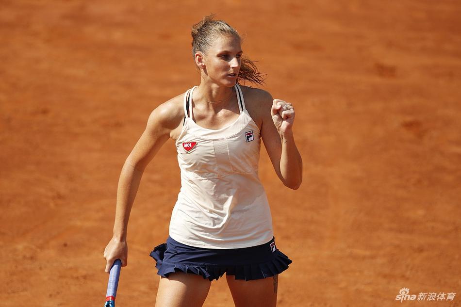 罗马赛卡-普利斯科娃晋级八强