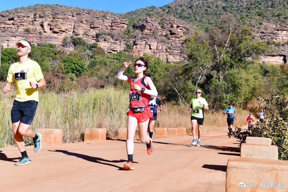 南非五大猛兽马拉松精彩瞬间