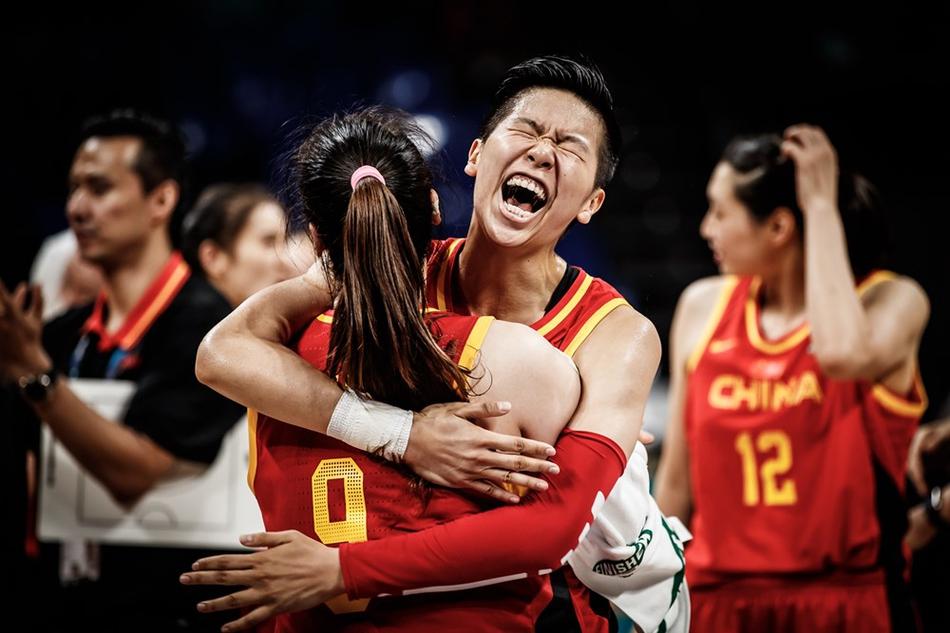 中国女篮将着重打好东京奥运三大窗口期比赛