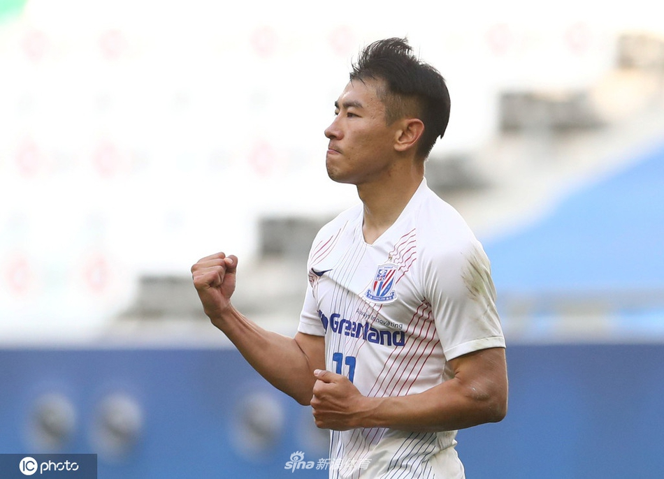 [亚冠]东京FC0-1上海申花 于汉超点球破门