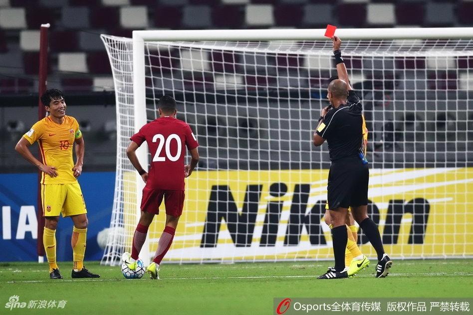 [12强赛]国足2-1卡塔尔(35张)