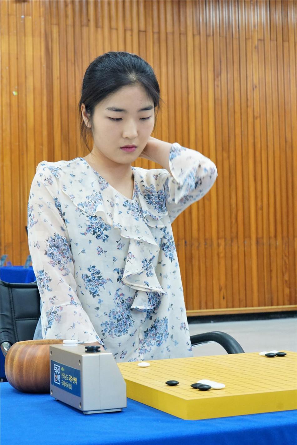 吴政娥打进韩国国内战半决赛
