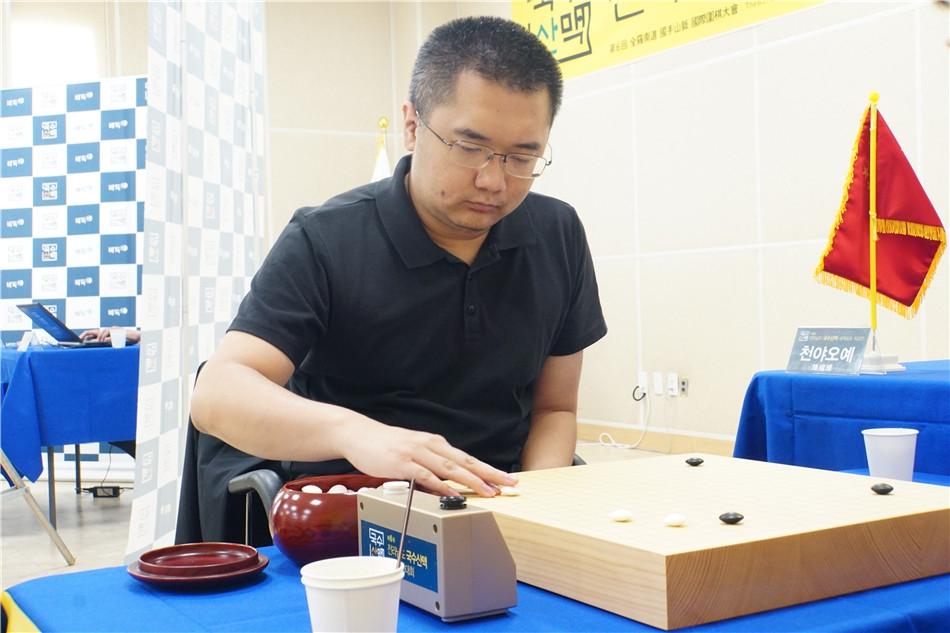 陈耀烨夺得国手山脉杯国际赛冠军
