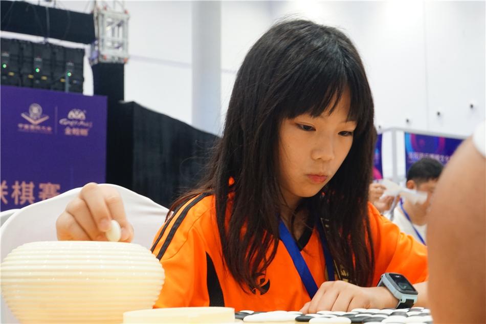 高清-萌娃参加围棋大会大奖赛 白宝祥王琛投身争夺