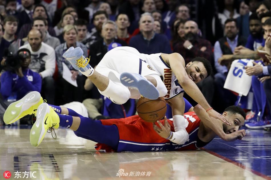02月09日NBA常规赛 76人vs掘金 第三节 录像