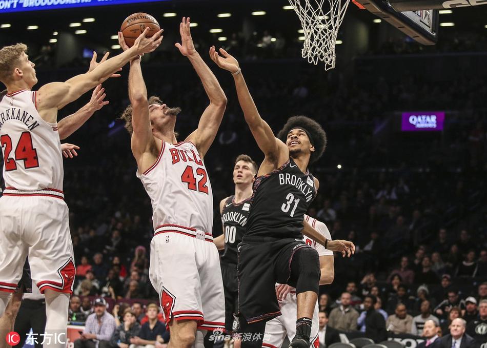 2019年02月09日NBA常规赛 公牛vs篮网 全场精华回放