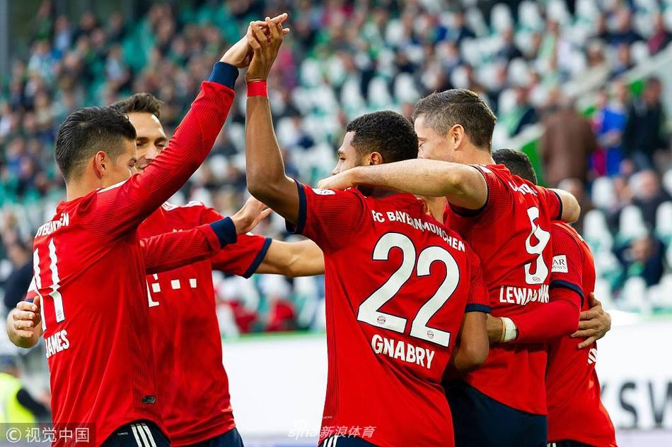 2020年6月27日 德甲 沃尔夫斯堡vs拜仁慕尼黑 比赛录像