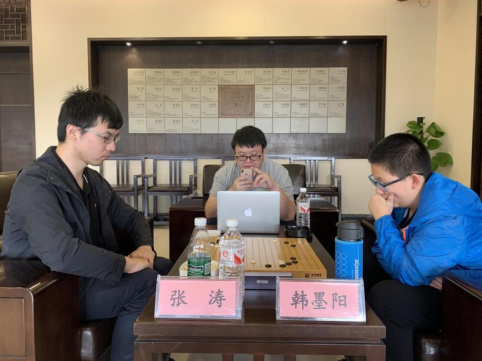 高清-杭州分院杯儿童赛冠军挑战赛 小选手挑战职业高手