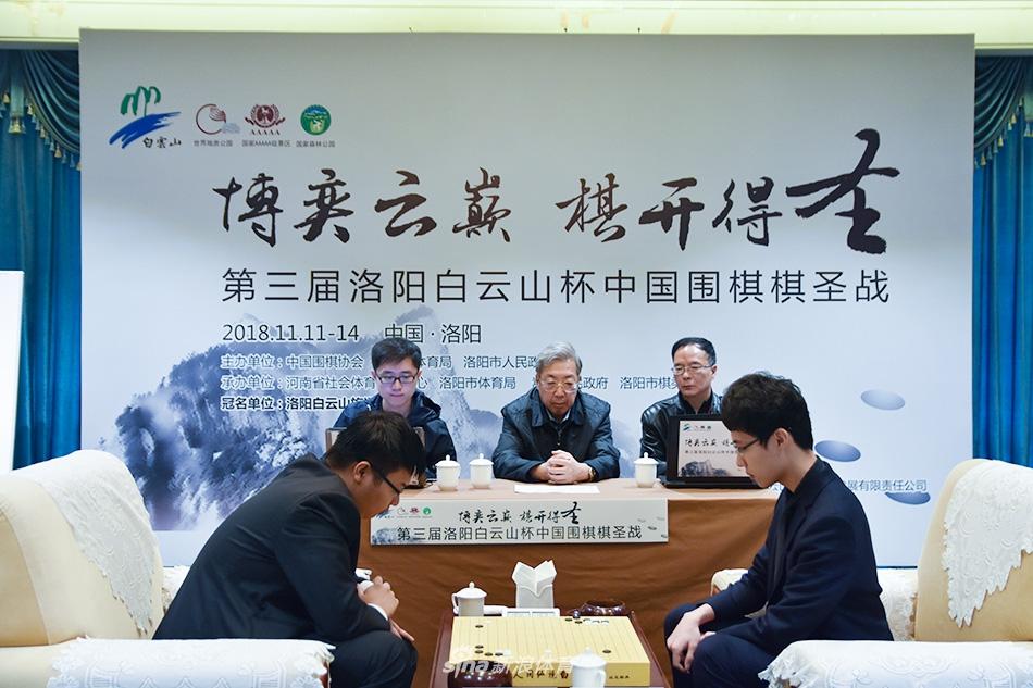 中国围棋棋圣战历届盘点:连笑复仇周睿羊加冕头衔