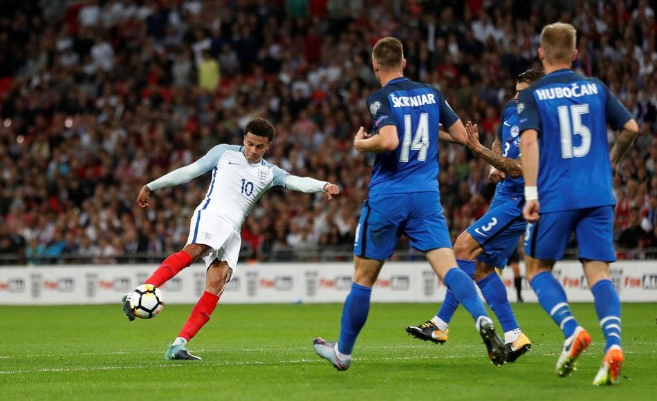 [英超]英格兰2-1斯洛伐克(31张)