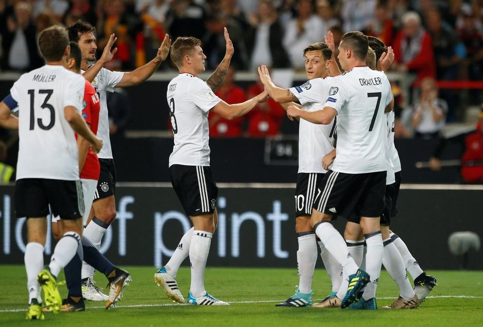 [世预赛]德国6-0挪威(14张)