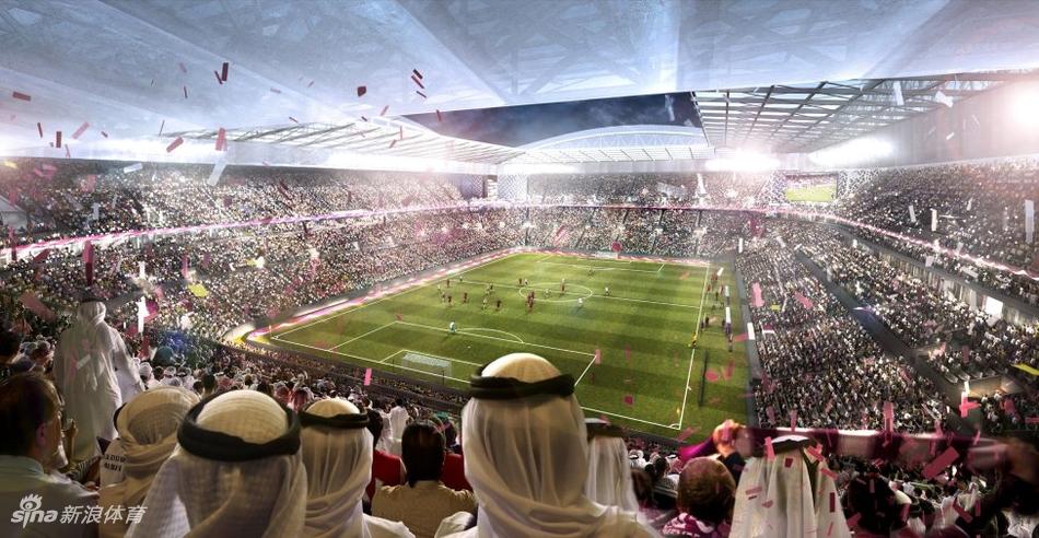 2022年世界杯概念图