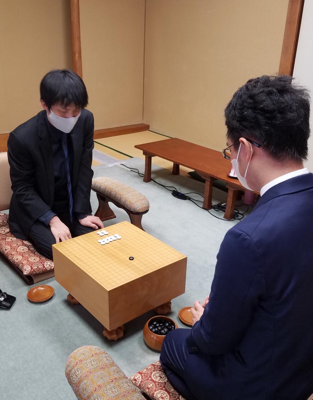 高清-日本小棋圣战挑战者决定战 张栩对决一力辽
