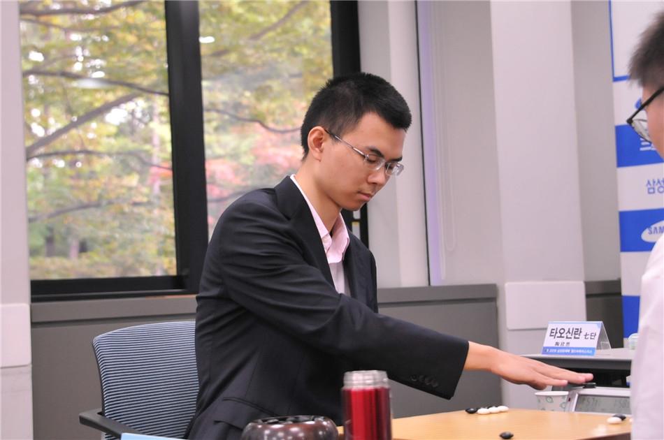 陶欣然闪耀三星LG杯 成唯一晋级双赛八强中国棋手