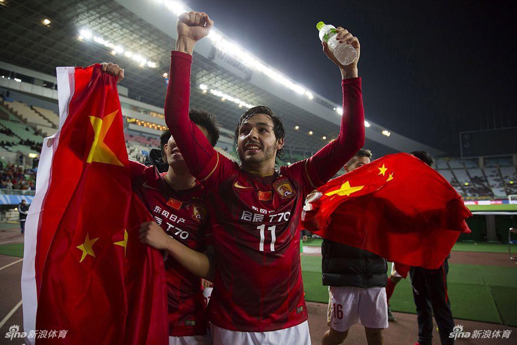 恒大三名归化球员返回中国开始隔离 两大外援仍在巴西