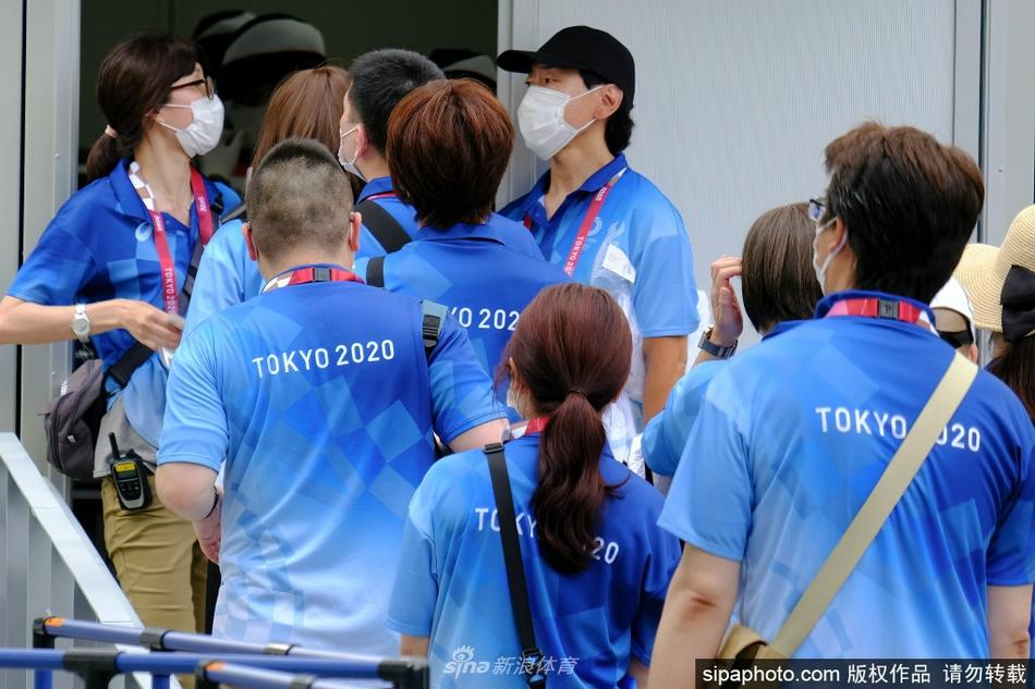 东京奥运志愿者中首次检出新冠阳性