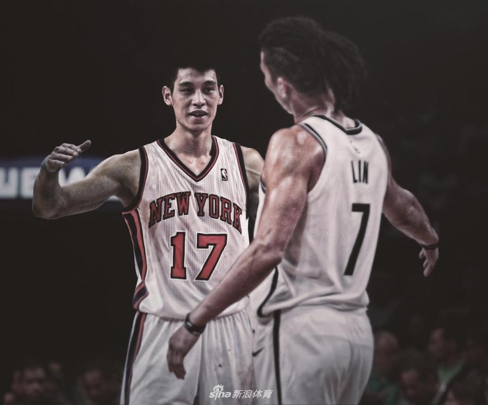 [NBA]历史VS现在 书豪詹皇不忘初心(10张)
