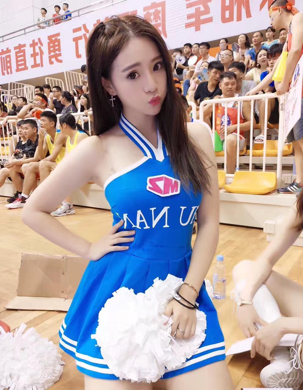 目前中国联赛最红啦啦队女郎!你OUT了吗?